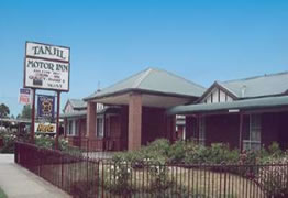 Tanjil Motor Inn - Accommodation Gold Coast
