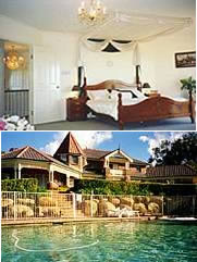 Caprice Boutique Mountain Retreat - Accommodation Gold Coast