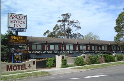 Ascot Motor Inn - Accommodation Gold Coast