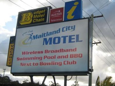 Maitland City Motel - Accommodation Gold Coast