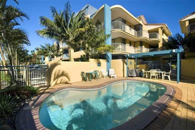 Surf Club Apartments - Accommodation Gold Coast