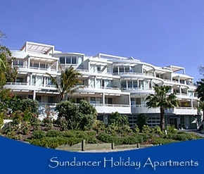 Sundancer Holiday Apartments - Accommodation Gold Coast