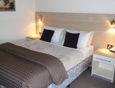 Hamiltons Townhouse Motel - Accommodation Gold Coast