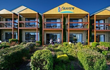 Seaview Motel  Apartments - Accommodation Gold Coast