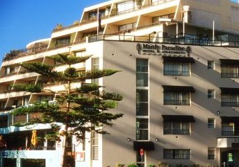 Manly Paradise Motel And Apartments - Accommodation Gold Coast
