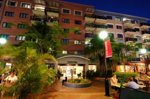 Central Brunswick Apartment Hotel - Accommodation Gold Coast
