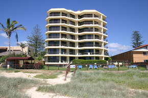 Spindrift On The Beach - Accommodation Gold Coast