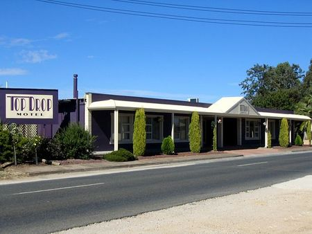 Top Drop Motel - Accommodation Gold Coast