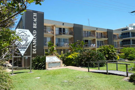 Diamond Beach Resort - Accommodation Gold Coast