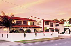 Comfort Inn Marco Polo Motel - Accommodation Gold Coast