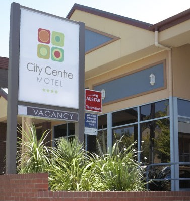 City Centre Motel - Accommodation Gold Coast