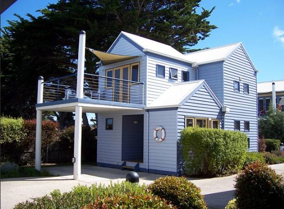 Rayville Boat Houses - Accommodation Gold Coast