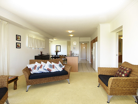 Oaks Seaforth Resort - Accommodation Gold Coast
