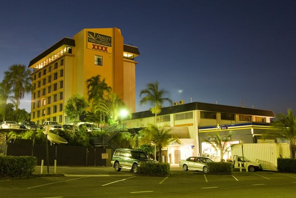 Quality Hotel Frontier Darwin - Accommodation Gold Coast