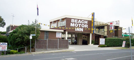 Beach Motor Inn - Accommodation Gold Coast
