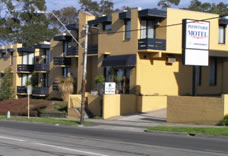 Pathfinder Motel - Accommodation Gold Coast