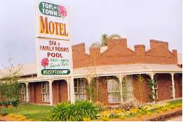 Top Of The Town Motel - Accommodation Gold Coast