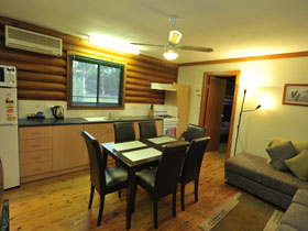 Western KI Caravan Park Cabins - Accommodation Gold Coast