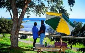 Moonta Bay Caravan Park Cabins - Accommodation Gold Coast