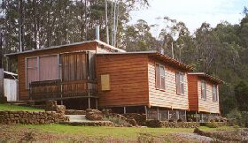 Minnow Cabins - Accommodation Gold Coast