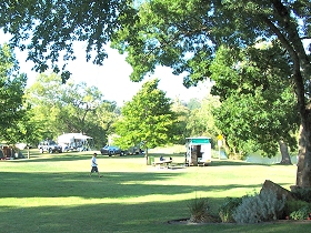Longford Riverside Caravan Park - Accommodation Gold Coast