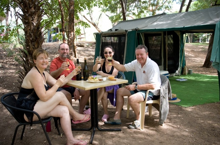 Adels Grove Camping Park - Accommodation Gold Coast