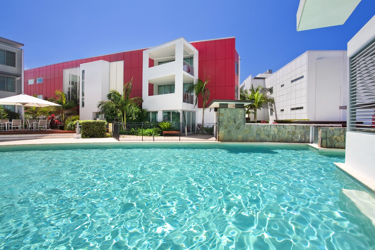 Element on Coolum Beach - Accommodation Gold Coast