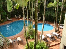 Ocean Breeze Resort - Accommodation Gold Coast
