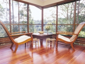 Lyola Pavilions in the Forest - Accommodation Gold Coast