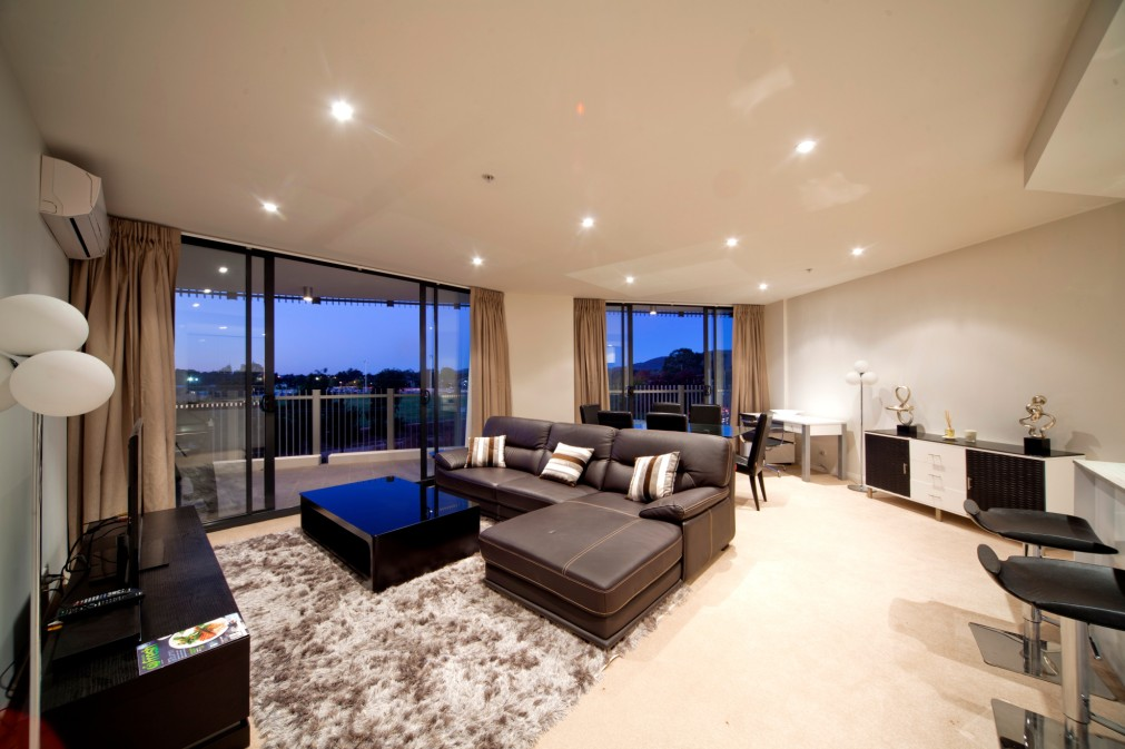 Axis Apartment Short Term Accommodation - Accommodation Gold Coast