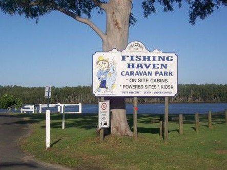 Fishing Haven Caravan Park - Accommodation Gold Coast