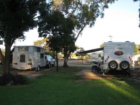 Trentham Cliffs Caravan Village - Accommodation Gold Coast