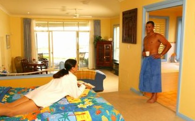 Al Mare Beachfront Retreat - Accommodation Gold Coast