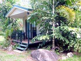 Finch Hatton Gorge Cabins - Accommodation Gold Coast