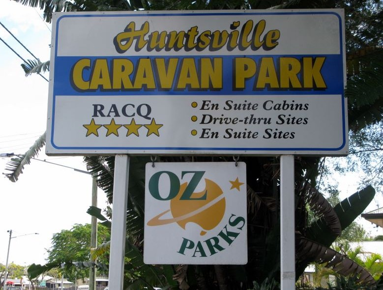 Huntsville Caravan Park - Accommodation Gold Coast