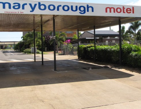 Maryborough Motel and Conference Centre - Accommodation Gold Coast