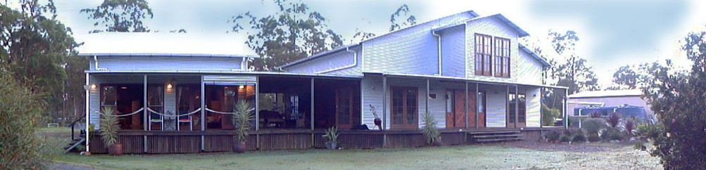 Tin Peaks Bed and Breakfast - Accommodation Gold Coast