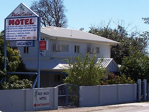 Palm Valley Motel and Self Contained Holiday Units - Accommodation Gold Coast