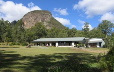 Zengarra Country House and Pavilions - Accommodation Gold Coast