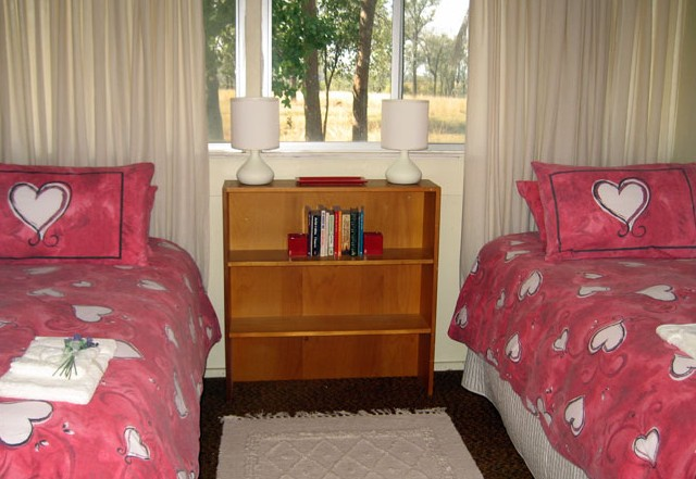 Flag Springs Bush Retreat - Accommodation Gold Coast