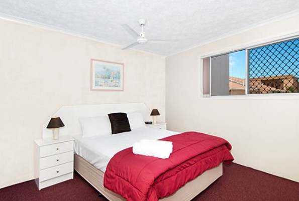 Champelli Palms Luxury Apartments - Accommodation Gold Coast