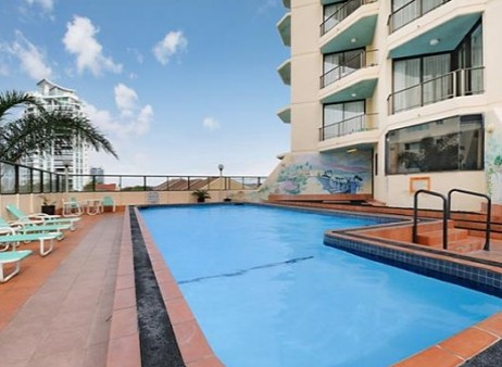 Sandy Point Beach Resort - Accommodation Gold Coast