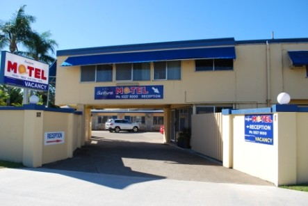Sunburst Motel - Accommodation Gold Coast