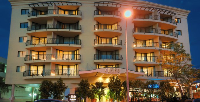 Central Cosmo Apartments - Accommodation Gold Coast
