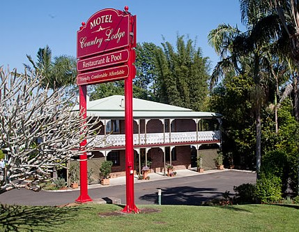 Country Lodge Motel - Accommodation Gold Coast