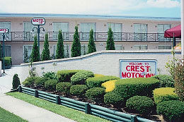 Crest Motor Inn - Accommodation Gold Coast