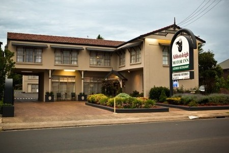 Abbotsleigh Motor Inn - Accommodation Gold Coast