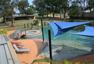 Valley Vineyard Tourist Park - Accommodation Gold Coast