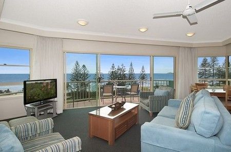 Alex Seaside Resort - Accommodation Gold Coast