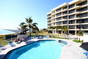 San Simeon Beachfront Apartments - Accommodation Gold Coast
